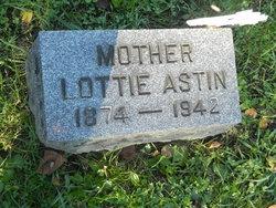 Lottie Mabel <I>Rockwell</I> Astin