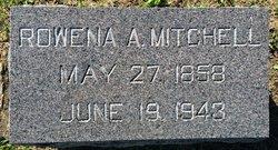 Rowena Augusta <I>Murphy</I> Mitchell