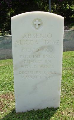 Arsenio Alicea-Diaz