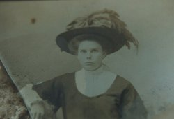 Tensie Isabell <I>Bowen</I> Cox