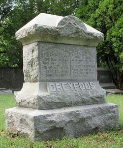 The Dreyfoos Genealogy and Family Tree Page