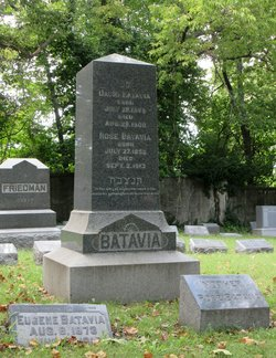 David R Batavia
