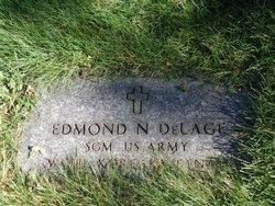 Edmond N Delage
