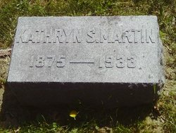 Sarah E. <I>Valentine</I> Martin