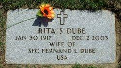 Rita S Dube