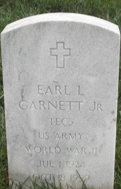Earl L Garnett, Jr