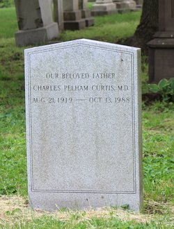 Dr Charles Pelham Curtis