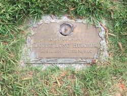 Daisy Louise <I>Long</I> Hulcher