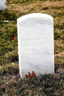Bessie M. Brooks