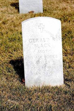 "Gerald Robert ""Jerry"" Black"