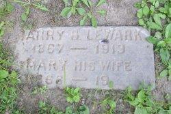 Harry Burton Lewark