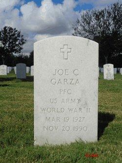 Joe C Garza