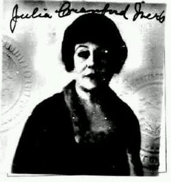 Julia <I>Crawford</I> Ivers