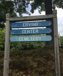 Erving Center Cemetery