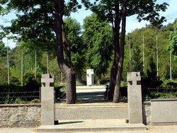 Slonsk-Sonnenburg Concentration Camp cemetery