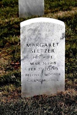 Margaret Seltzer