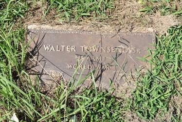 Walter Townsend Sr.