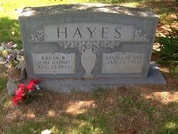 Ervin B Hayes