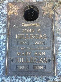 John E. Hillegas