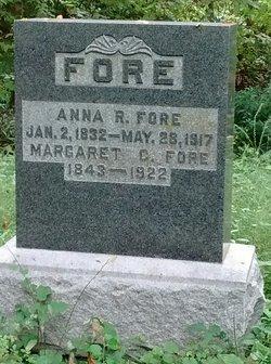 Anna R Fore