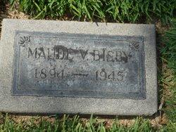 Maude Viola <I>Rhodes</I> Bisby