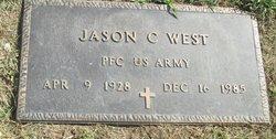 PFC Jason C. West