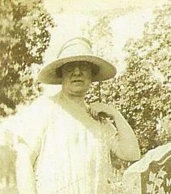 """Mildred Elizabeth """"Millie"""" <I>Frick</I> Cornett"""