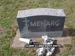 """Alfred Edward """"Alf"""" Meharg"""