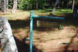Abial Jones Cemetery