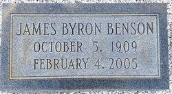 James Byron Benson