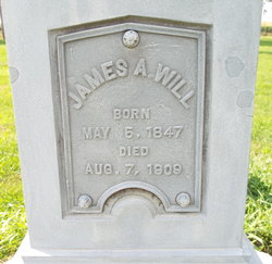 James A Will, Sr