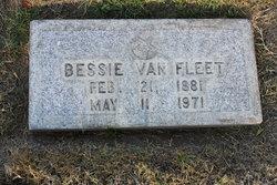 Bessie Elizabeth Van Fleet