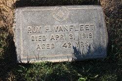 Roy Hugh Van Fleet