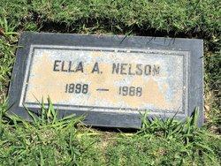 Ella A. Nelson