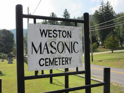 Weston Masonic Cemetery