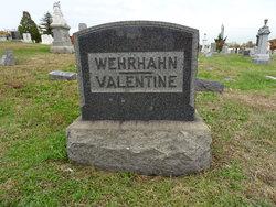 Anna M.E. <I>Valentine</I> Wehrhahn