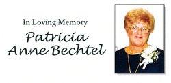 Patricia Anne <I>Harnden</I> Bechtel