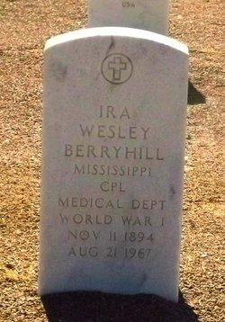 Ira Wesley Berryhill
