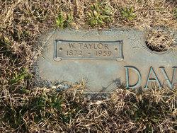 William Taylor Davis
