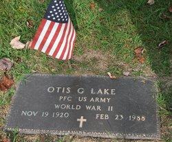 Otis G. Lake