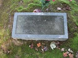 Helen Marie Norman
