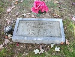Edgar Jackson Norman