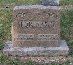 George Oliver Forinash