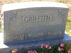 Frances E Griffith
