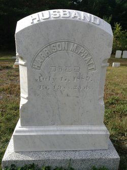 Harrison M Pratt