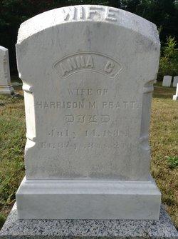 Anna C <I>Boothby</I> Pratt