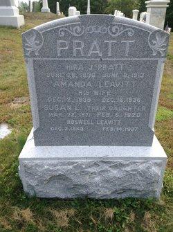 Amanda Leavitt Pratt