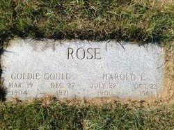 Harold L. Rose
