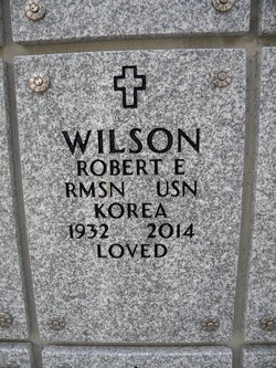 "Robert Earl ""Bob"" Wilson"