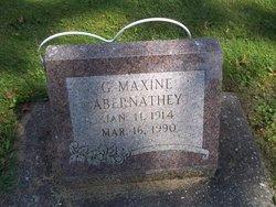 Gertrude Maxine Abernathey